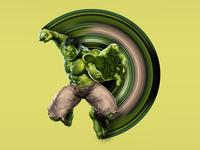 Hulk Pixel Stretch