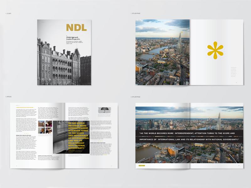 Magazine Redesign design illustration black brochure publicatio editorial