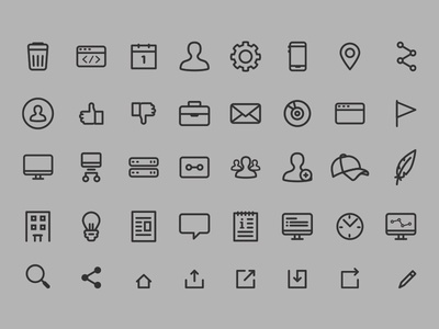 Redhat Icons