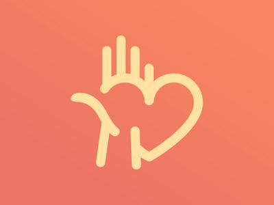 Hand + Heart 1