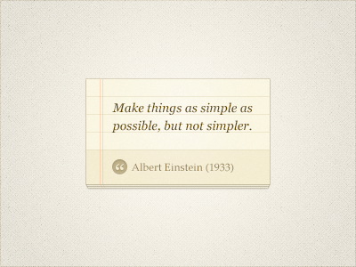 Quote Sheet typeface quote quotation paper sheet brown einstein simple stack note notepad freebie psd card text page