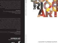 Superior Art Book Cover