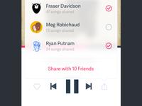 Daily UI #10 – Social Share