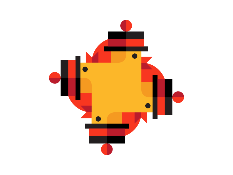 Kwak atrokhau crisp cartoon character mascot design minimalist clean minimal simple duck flat logo