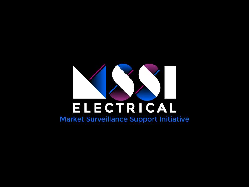 MSSI atrokhau crisp design minimalist clean minimal simple flat logo geometry type typography