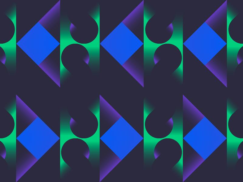 MSSI atrokhau crisp design blue minimalist clean minimal simple flat geometry pattern geometric