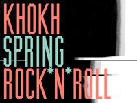 Khokh Spring Rock*n*Roll