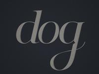 Dogstudio. Charte graphique