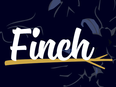 Finch logo Concepts v2