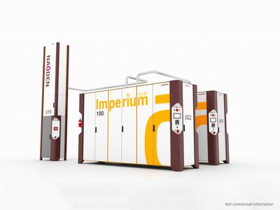 Imperium - 3D Bioenergetic Powerplant