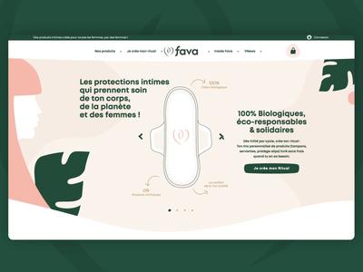 Fava - Website