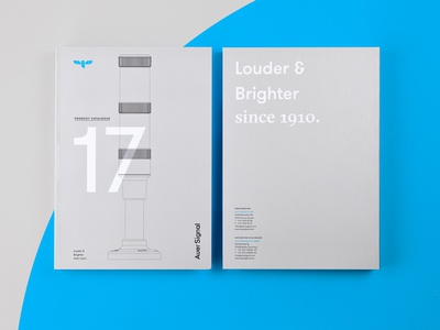 Auer Signal corporate design