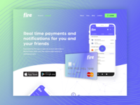 Fire Payment : Personal Concept