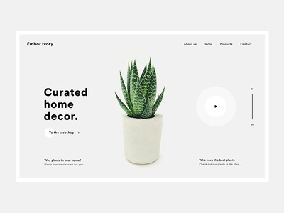 Curated Home Decor
