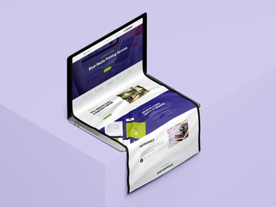 Printing Website