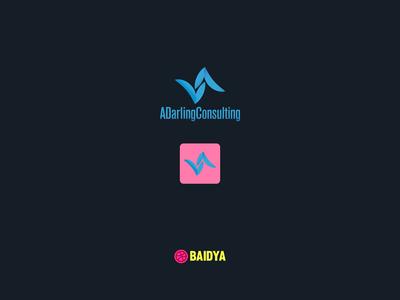 Adarling Consulting Logo design