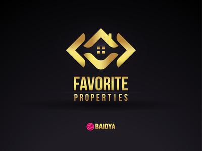 Luxury Property Logo Design