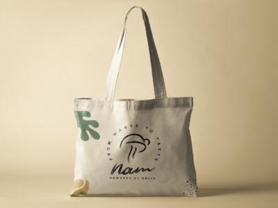 Nam: from coffee wast to mushroom