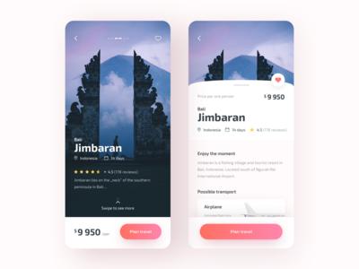 Travely - Travel App
