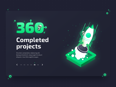 CyberSecurity preview design ux ui sketch security hightech iot projects space robot robots website startup green cybersecurity cyber landing page design landing page webdesign web