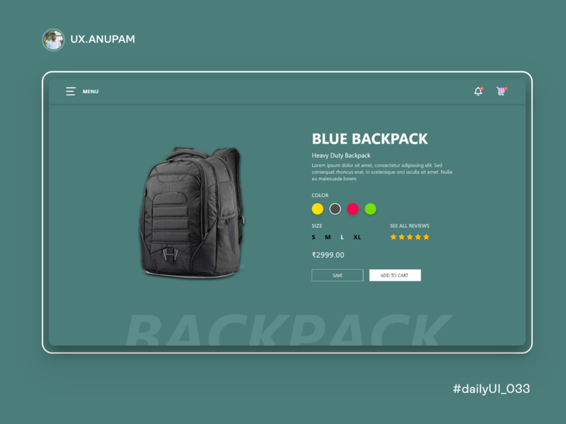 Customize Product Page Design user experience userinterface webuiuxdesign customize product dailyui033 dailyuiuxpost 100 day challenge 100 day project 100daychallenge 100days newideas newconcept clean design uidesign interactive design userfriendly concept design uiinspirations dailyuichallenge challenge accepted
