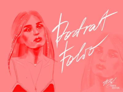 Procreate Portrait Sketching