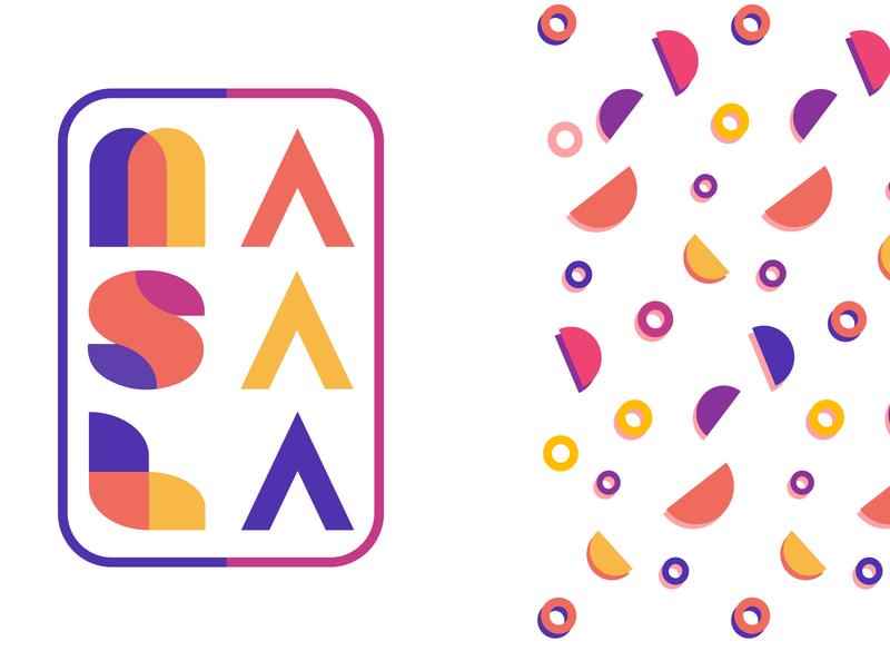 Masala logo nairobi kenya adobe illustrator geometric font font logo logo colorful
