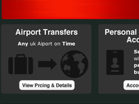 Airport Transfers & Accounts
