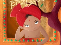 Cover illustration - Little Saj and a Great Adventure