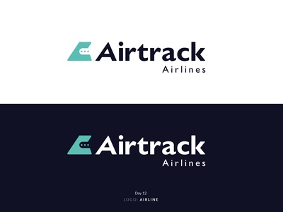 Daily Logo Challenge Day 12! - Airlines Logo