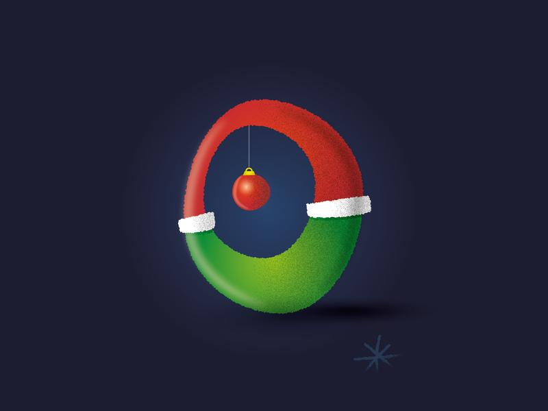 6 days till Christmas! collection funny christmas card christmas balls lettero grinch christmas vector illustration
