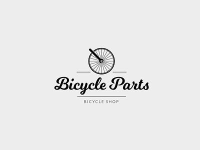 Bicycle Shop Logo bicycle parts shop logo bike parts logo bicycle shop logo bike shop logo bike bicycle logoinspire logoideas logoconcept branding logodesign logodesigner dailylogo logomark logo logotype