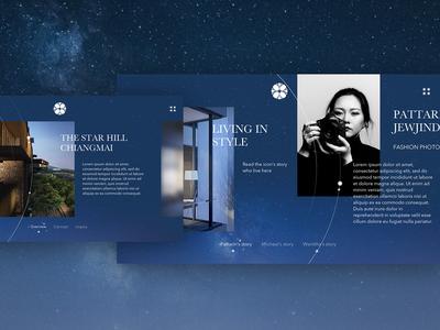 Starhill condominium website