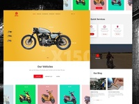 Royal Enfield - Home page