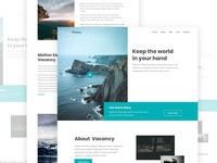 Home Page - Travel Agency