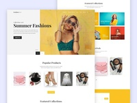 Home Page - E-commerce Website