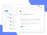 Exploration - Email Client