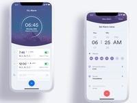 My Alarm - Concept Design