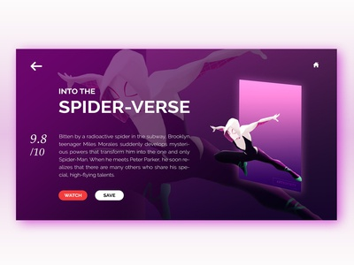 Into The Spiderverse Work 1f