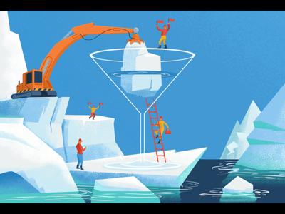 Iceberg Vodka vodka iceberg