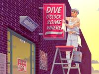 Dive Bar Gentrification