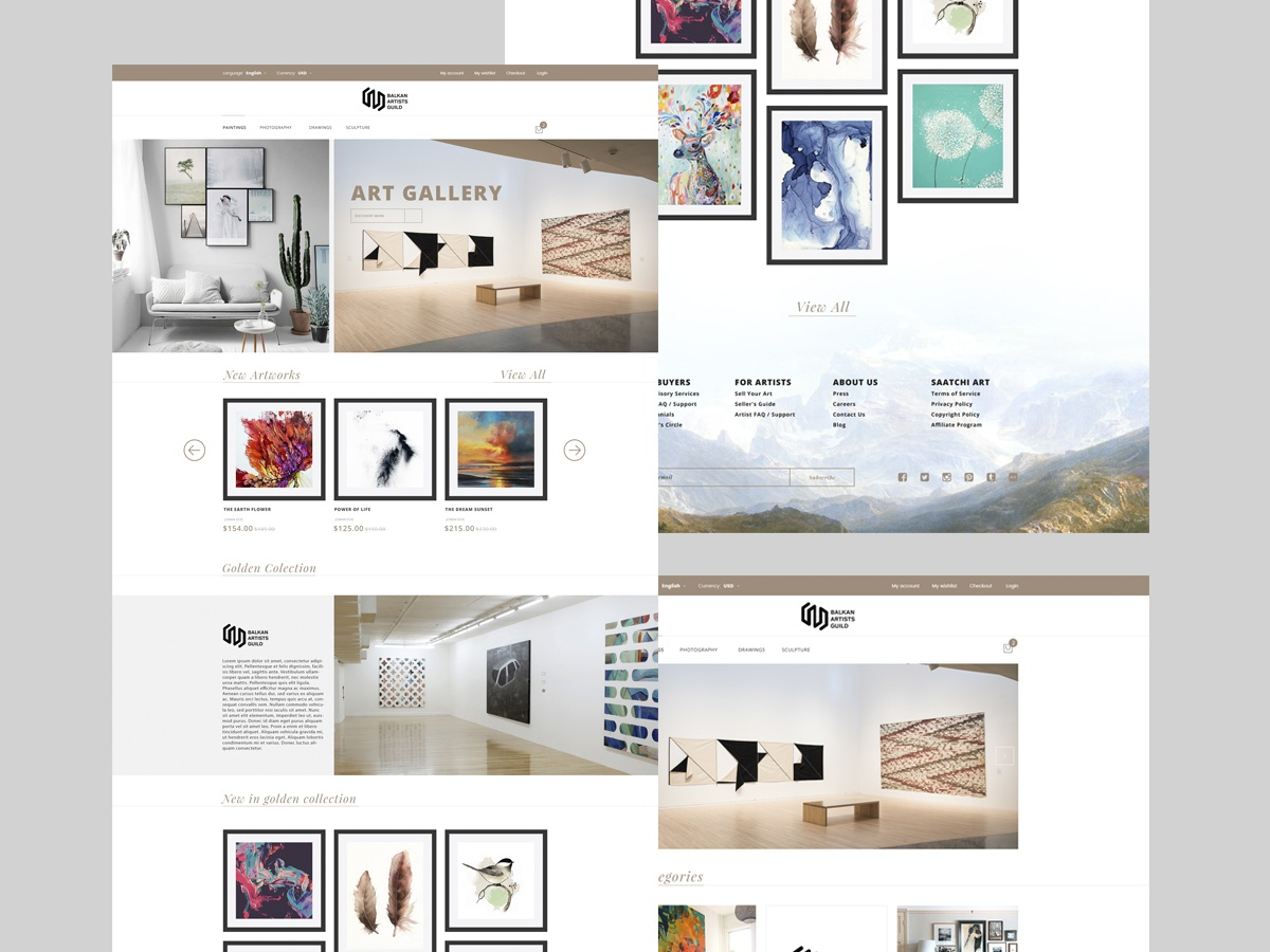 Gallery Website logo pic clean type vector art adobe illustrator website minimal adobe branding ux web ui design 99designs vector illustration icon flat art
