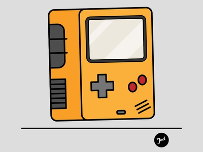 "Sketchbook no. 7? ""The Gameboy Edition"" illustration logo graphic design typography graphic design"