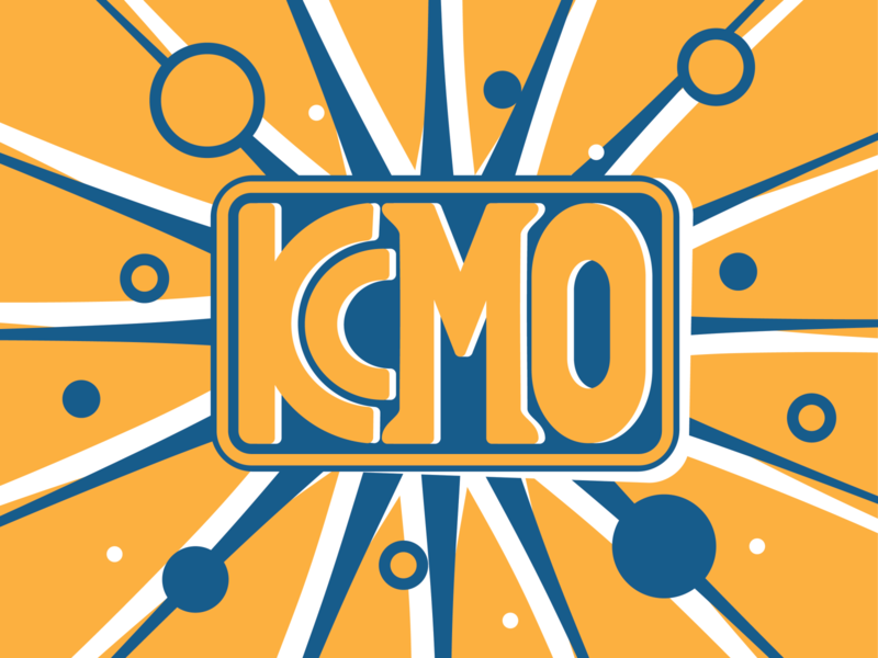 KCMO lettering illustration type logo typography graphic design graphic design
