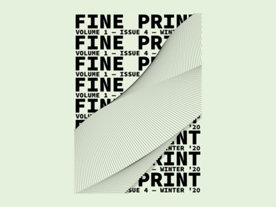 Fine Print — 1-4