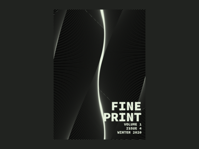 Fine Print — 1-4 ALT COVER