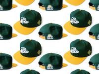 123klan Ohmerde Green Snapbacks