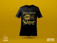 Grind Till You Shine t-shirt