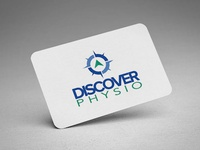 Discover Physical Therapy Logo Design
