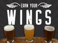 Earn Your Wings - SRI